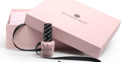 OPI Pink Outside the Glossybox