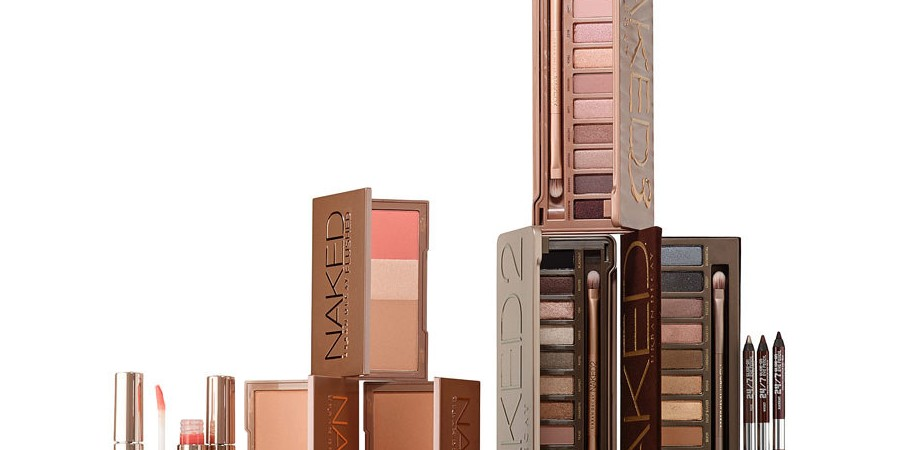 Urban Decay Vault Gift Set NAKED 2 Palette, three Vice
