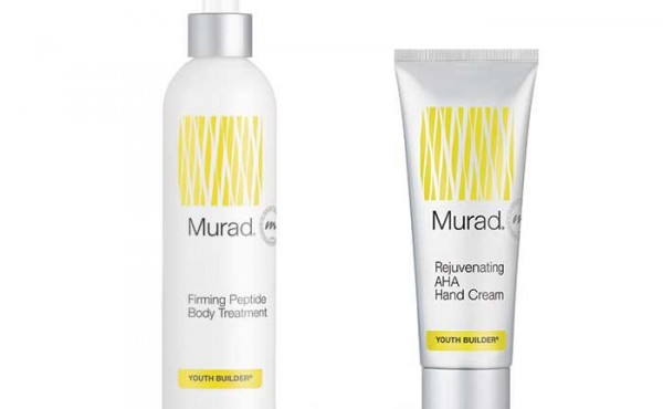 Murad Youth Builder Body Care