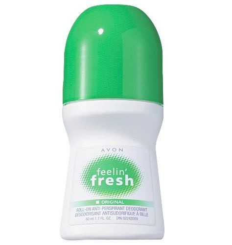 Avon Feelin Fresh Roll On Anti Perspirant Deodorant
