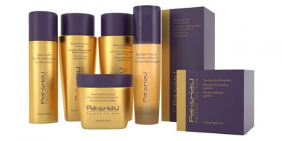 Introducing the Pai-Shau hair care
