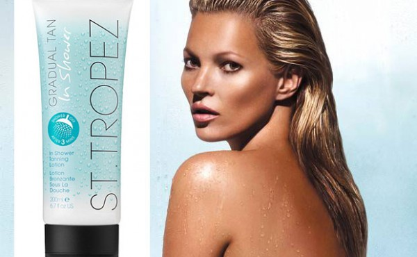 St. Tropez Introduces In-Shower Self-Tanner