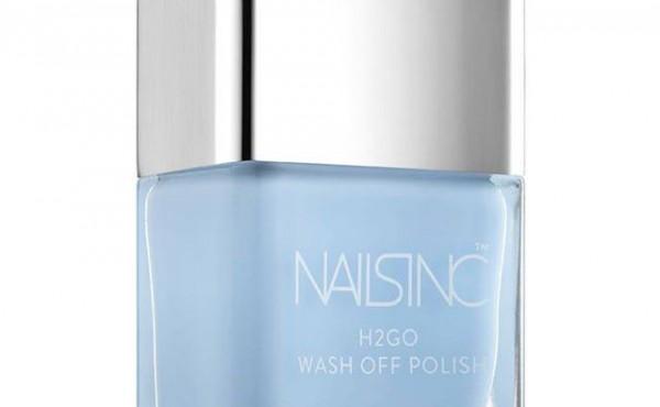 Nails Inc. H2GO wash off nail polish