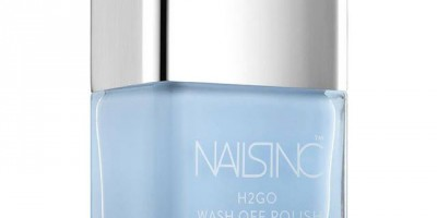 Nails Inc. H2GO wash off nail polish
