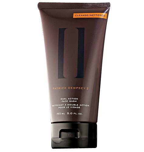 Avon Patrick Dempsey 2 Dual Action Face Wash Men Beautyalmanac