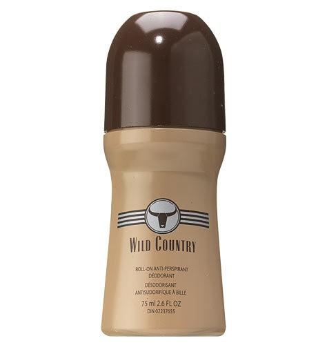 Wild country deodorant