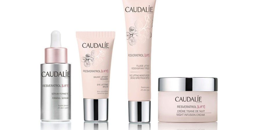 Caudalie To Launch Resveratrol Lift Collection News Beautyalmanac
