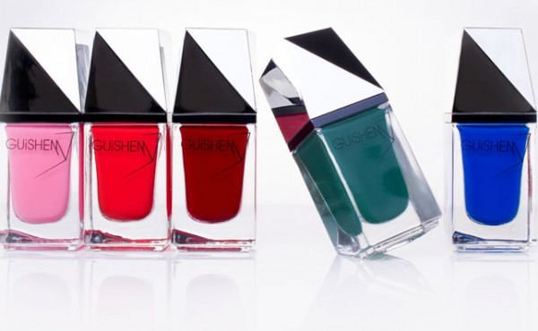 GUiSHEM presents the first Latin American Designer Premium Nail Lacquer Line