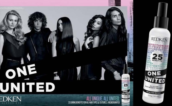 Redken introduces the One United multi-benefit hair treatment