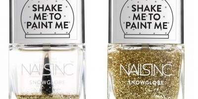 Nails Inc. presents SnowGobe Nail Polish