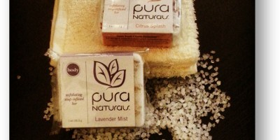 Pura Naturals Soap Infused Sponges - Product Review