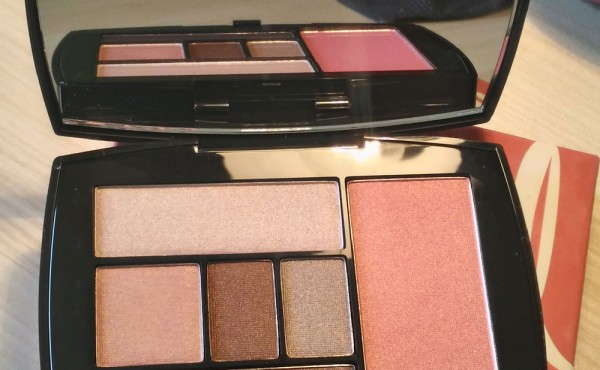 Skinn Cosmetics Eye Shadow & Blush Palette in Flushed – Review