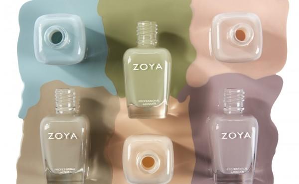 Zoya Whispers Nail Polish Collection