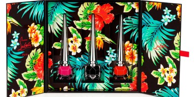 Christian Louboutin Hawaii Kawaii Nail Polish Collection