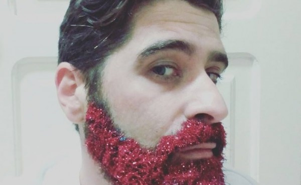 How to Glitter Your Beard - Do You Dare?