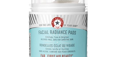 First Aid Beauty Facial Radiance Pads. Good But Not Great