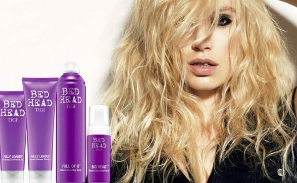 Bed Head Fully Loaded Collection