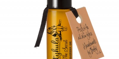 Bettyhula The Secret Wonder Oil. Bliss in a Bottle.