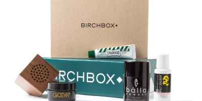 Birchbox for Father's Day! Give Dad Monthly Gifts