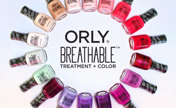 ORLY launches Breathable Nail Treatment
