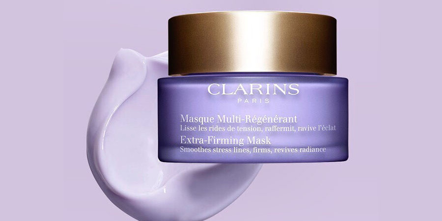 Clarins extra firm facial mask