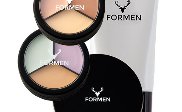 """House of Formen, Men's Makeup  - 20% Off """"The Kit"""": Conceal, Brighten, Reduce Shine!"""