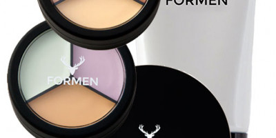 "House of Formen, Men's Makeup  - 20% Off ""The Kit"": Conceal, Brighten, Reduce Shine!"