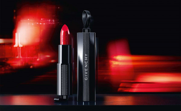 """Givenchy The new ROUGE INTERDIT - """"I Was Here"""""""