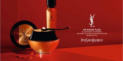 Yves Saint Laurent Or Rouge Fluide