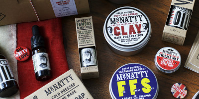 Mr. Natty : Grooming Products for the Urban Dandy