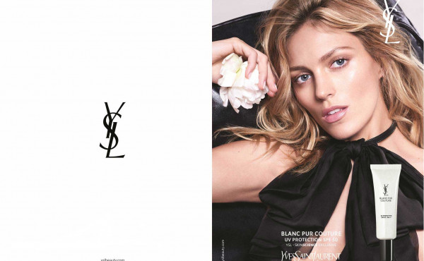 Yves Saint Laurent Blanc Pur Couture UV Protection SPF 50