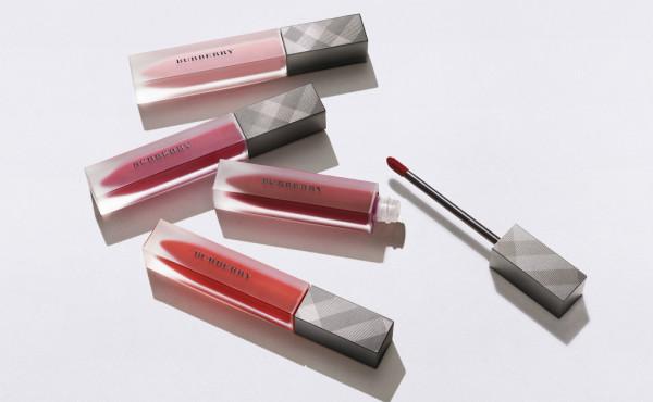Burberry Cosmetics introduces Liquid Lip Velvet