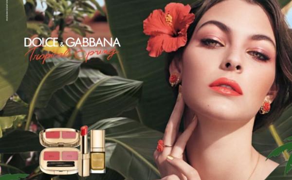 Dolce & Gabbana Tropical Spring Makeup Collection for Spring 2017