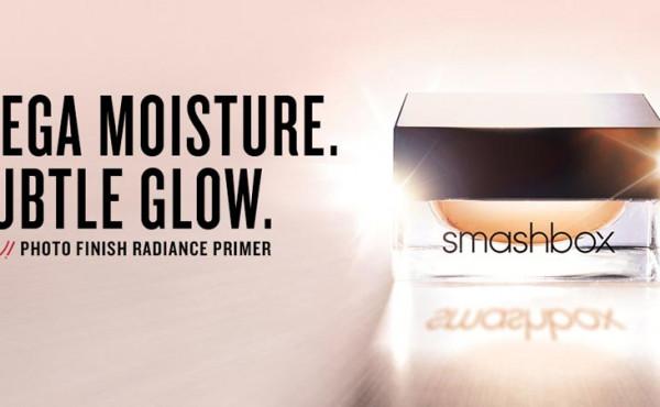 Smashbox Photo Finish Radiance Primer for golden-hour glow