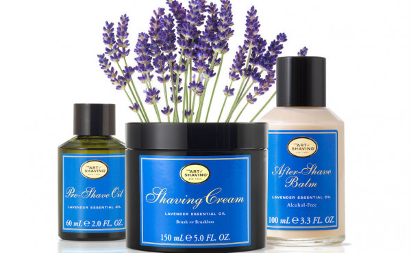 Art of Shaving  - Lavender Shaving Cream and After-Shave Balm