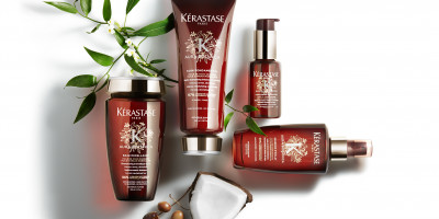 Kerastase Goes Green With Aura Botanica