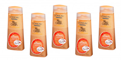 L'Oréal Paris  Go 360 Clean Deep Exfoliating Scrub with Scrublet
