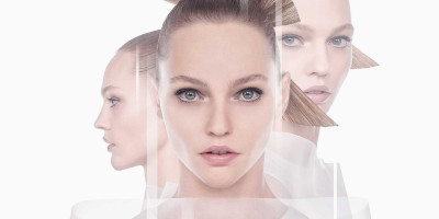 Shiseido New Campaign for Bio-Performance LiftDynamic #RewindForward