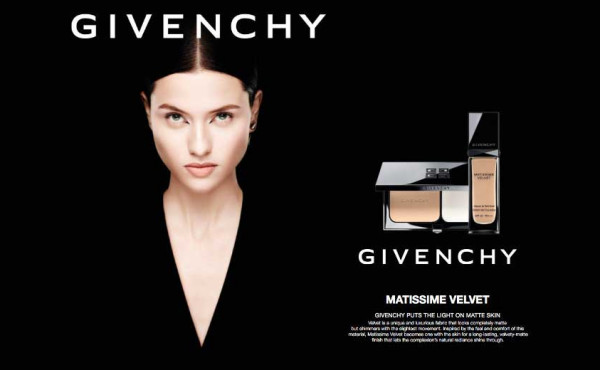 Givenchy introduces Matissime Velvet collection