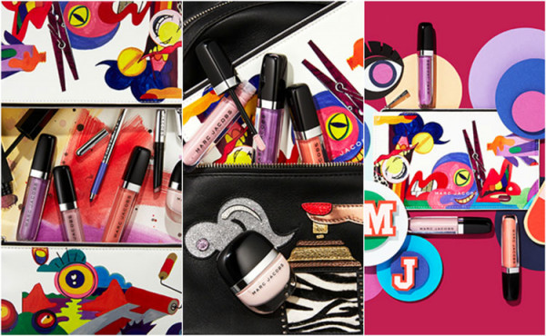 Marc Jacobs Beauty Presents Runway Inspired Makeup Collection