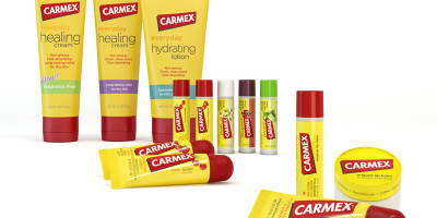 Carmex - Celebrating 80 Years of the Classic Vanilla Lip Balm