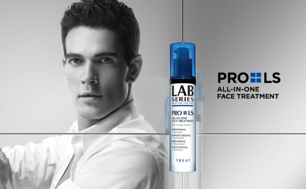 Soothe, Moisturize, Repair, Mattify: Aramis PRO LS All-In-One Face Treatment