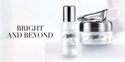 La Mer The Brilliance Brightening Mask. Ageless. Luminous. Bright