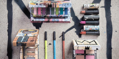 Urban Decay x Jean-Michel Basquiat Makeup Collection