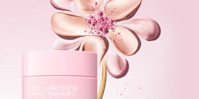 Shu Uemura Sakura Rose Petal Mask - Prep Your Skin for Spring!