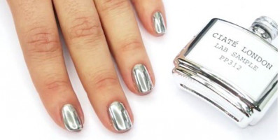 Ciate London Liquid Mirror Chrome Nail Polish