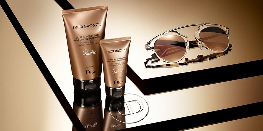 Dior Bronze Self Tanning Gradual Sublime Glow Jellies