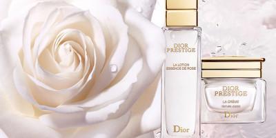 Dior Prestige La Lotion Essence De Rose