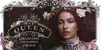 Illamasqua May Queen Collection for Summer 2017