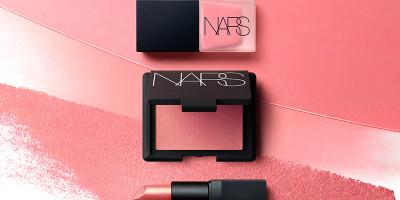 NARS Orgasm Lipstick and Orgasm Liquid Blush